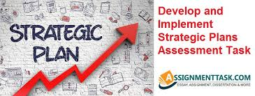 BSBMGT616 Develop and Implement Strategic Plans