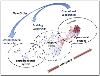 The Complexity Leadership Model