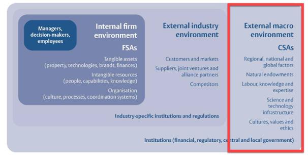 Internal firm environment 2