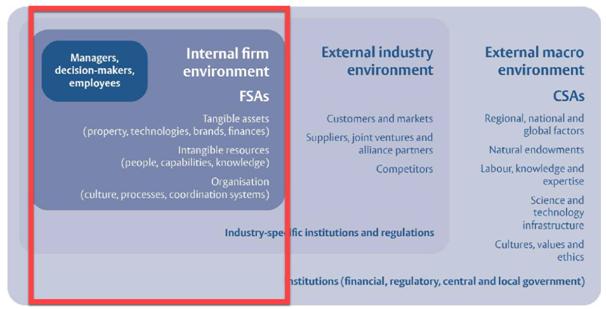 Internal firm environment 4