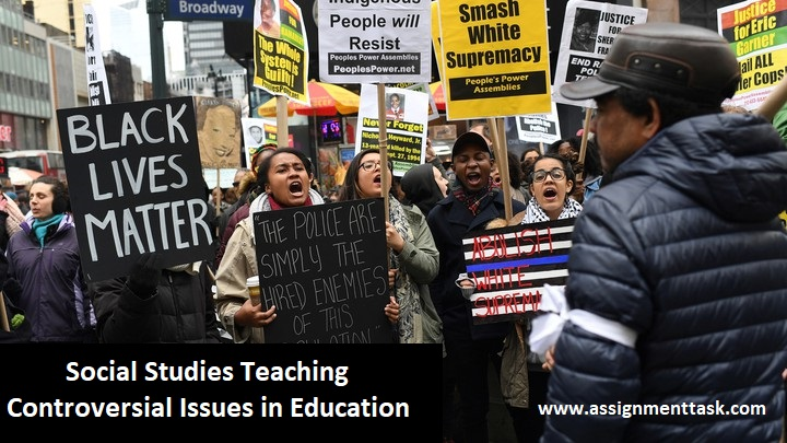 Social Studies Teaching Controversial Issues in Education