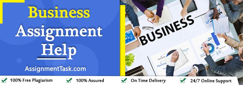 Business Assignment Help