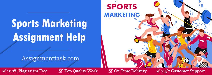 Sports Maketing Assignment Help