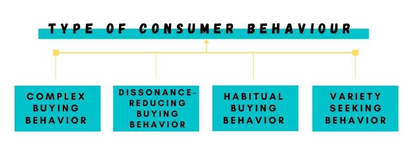 Type of Consumer Behaviour